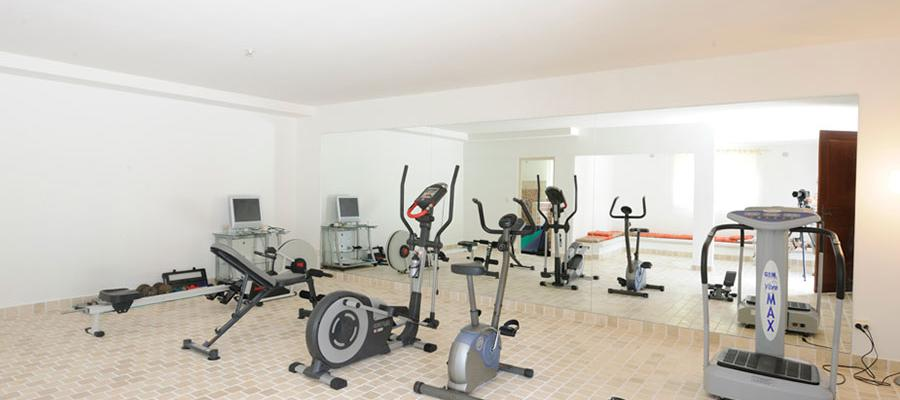 Gym st martin vacation villa rental private vacation rental